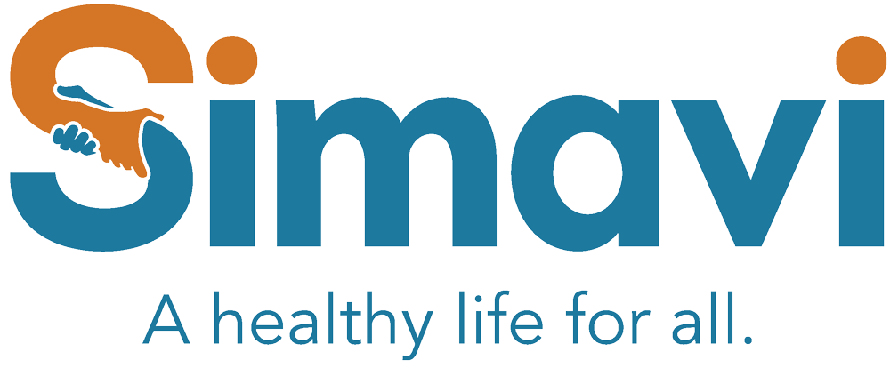 Simavi - A healthy life for all.